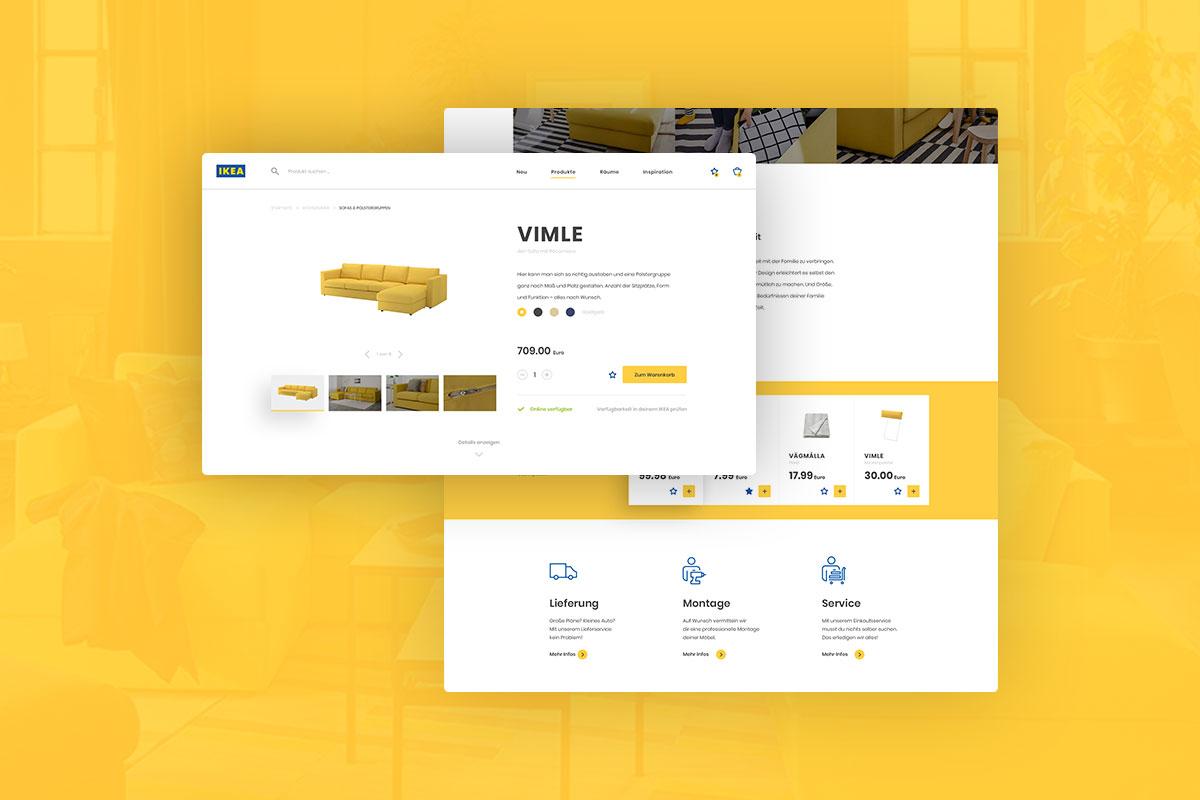 IKEA – Konzept